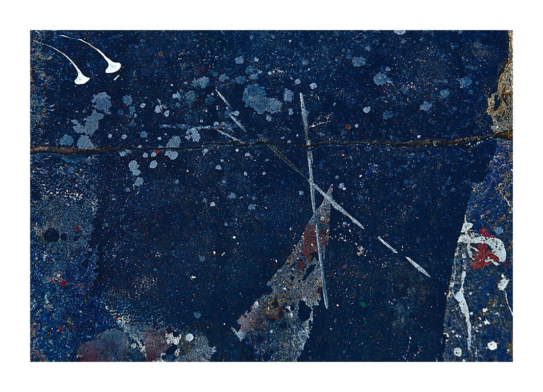Bleu nuit-Methaphores Picturales-JC MESMIN Photographe