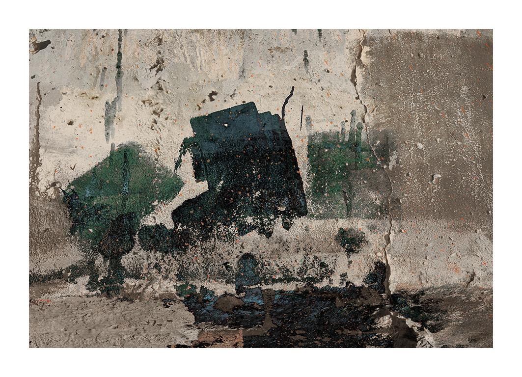 Deux verts-Methaphores Picturales-JC MESMIN Photographe