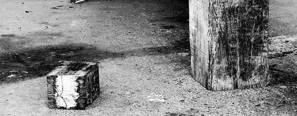 Petit cube / Série équilibre 2016